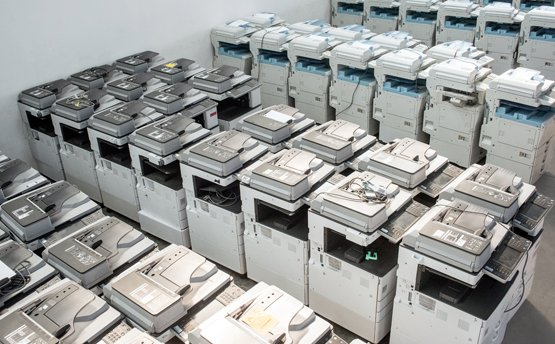 Office Trade - second hand photocopiers